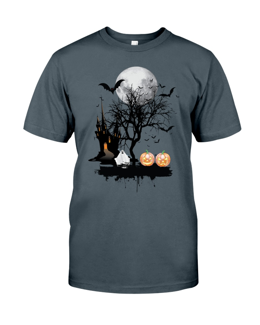 Spooky Halloween Tee  Classic T-Shirt