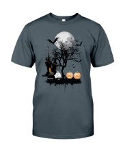 Spooky Halloween Tee  Classic T-Shirt front