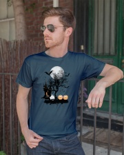Spooky Halloween Tee  Classic T-Shirt lifestyle-mens-crewneck-front-2