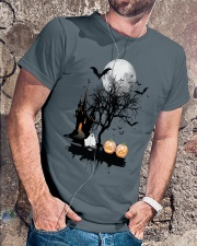 Spooky Halloween Tee  Classic T-Shirt lifestyle-mens-crewneck-front-4
