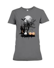 Spooky Halloween Tee  Premium Fit Ladies Tee thumbnail