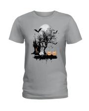 Spooky Halloween Tee  Ladies T-Shirt thumbnail