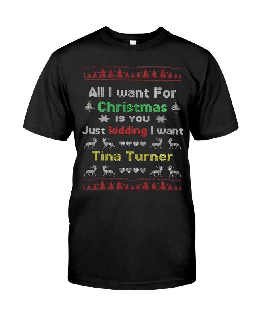Tina Turner Classic T-Shirt