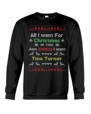 Tina Turner Crewneck Sweatshirt thumbnail