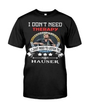 HAUSER Classic T-Shirt front