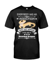 Bearded Dragon Classic T-Shirt front