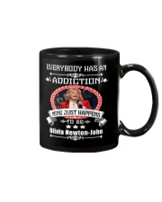 Olivia Newton-John Addiction Mug thumbnail
