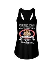 Tina Turner Ladies Flowy Tank thumbnail
