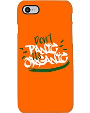 Don't Panic It's Organic Phone Case tile