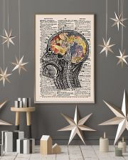 nurse  HEAD 11x17 Poster lifestyle-holiday-poster-1