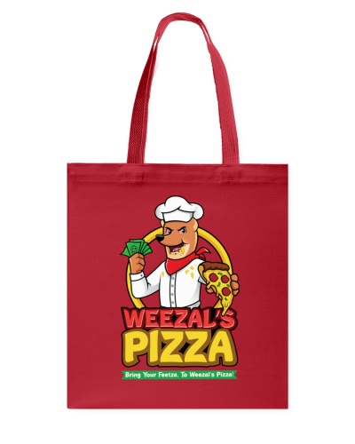 Bring Your Feetza To Weezal's Pizza