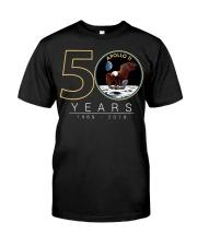 Apollo 11 50Th Anniversary Classic T-Shirt front