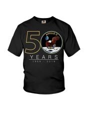 Apollo 11 50Th Anniversary Youth T-Shirt thumbnail