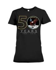 Apollo 11 50Th Anniversary Premium Fit Ladies Tee thumbnail