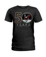 Apollo 11 50Th Anniversary Ladies T-Shirt thumbnail