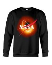 black hole Crewneck Sweatshirt thumbnail