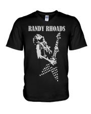 Randy Rhoads V-Neck T-Shirt thumbnail