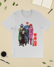 Yu Yu Hakusho Classic T-Shirt lifestyle-mens-crewneck-front-19