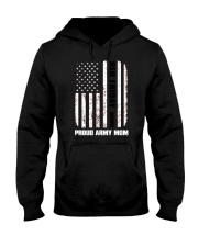 Red Friday - Army mom Hooded Sweatshirt thumbnail
