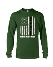 Red Friday - Army mom Long Sleeve Tee thumbnail