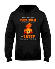 Behind every great T-shirt Hooded Sweatshirt thumbnail