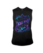 What doesnt kill you gives you xp T-shirt Sleeveless Tee thumbnail