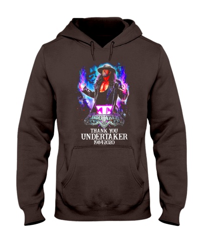 Thank you Mark William Calaway The Undertaker