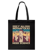 Need Science Tote Bag thumbnail