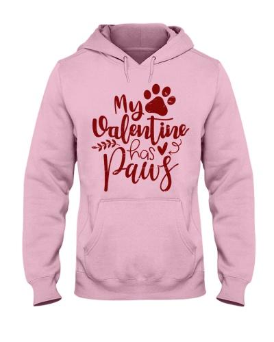 My valentine has paws