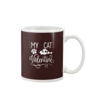 MY CAT IS MY VALENTINE Mug thumbnail