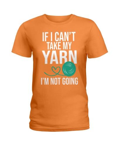 If I cant take my Yarn