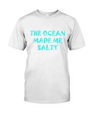 Ocean made me salty Premium Fit Mens Tee thumbnail