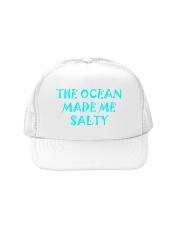 Ocean made me salty Trucker Hat thumbnail