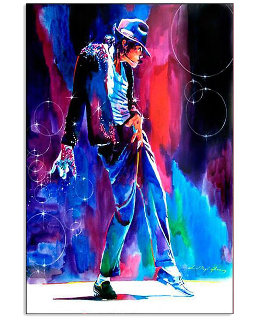 Poster MJ 03 24x36 Poster