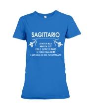 Sagittario Italy Premium Fit Ladies Tee front