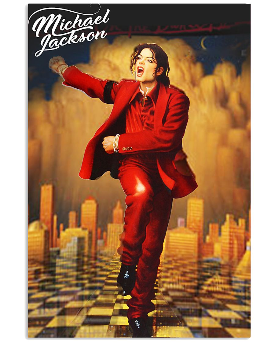 Poster MJ 01 11x17 Poster