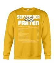 Fille 09 Crewneck Sweatshirt front