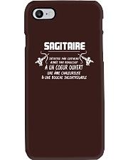 Sagitaire France Phone Case i-phone-7-case