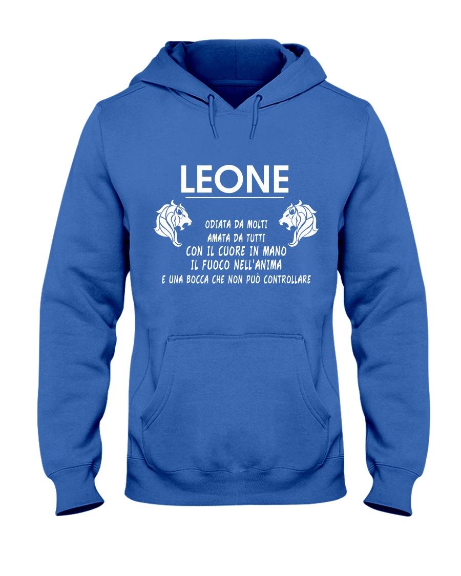 Leone Italy Hooded Sweatshirt