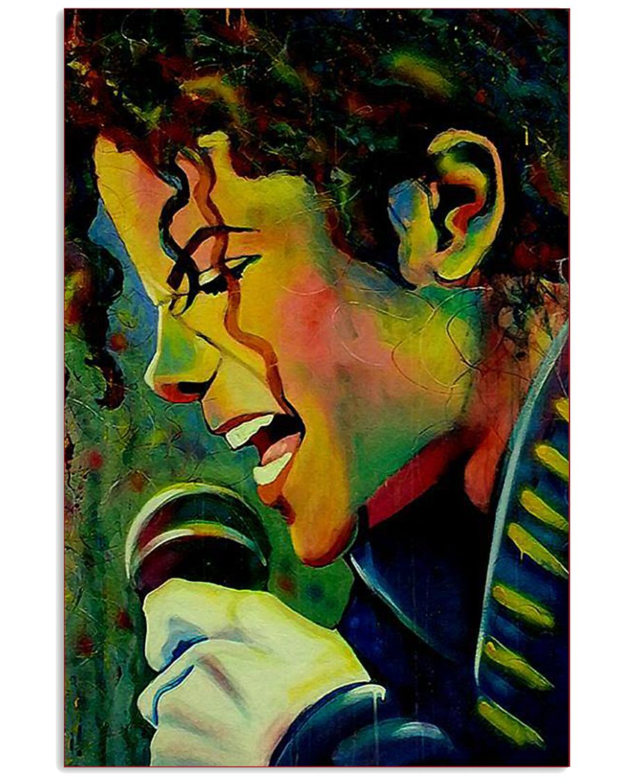 Poster MJ 02 24x36 Poster
