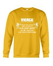 Vierge France Crewneck Sweatshirt front