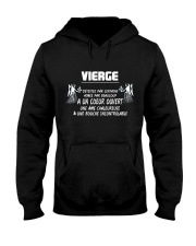 Vierge France Hooded Sweatshirt front