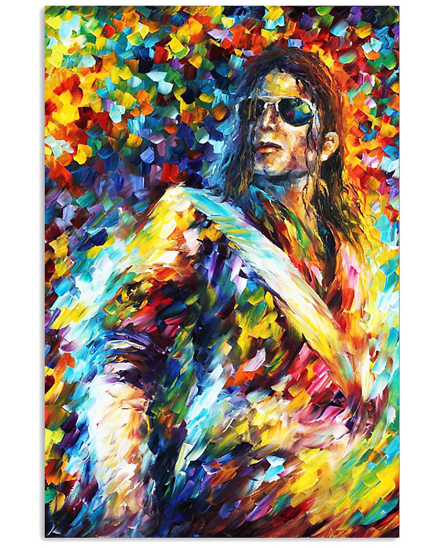 Poster MJ 04 24x36 Poster