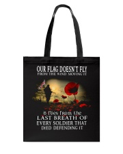 Lest We Forget Tote Bag thumbnail