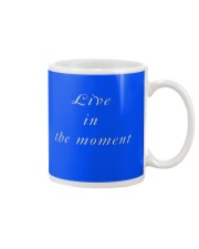 Live in the Moment Mug thumbnail