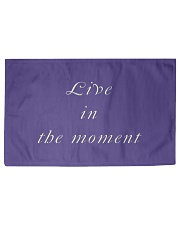 Live in the Moment Woven Rug - 3' x 2' front