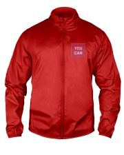 YOU CAN Lightweight Jacket front