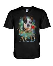 ACD V-Neck T-Shirt thumbnail