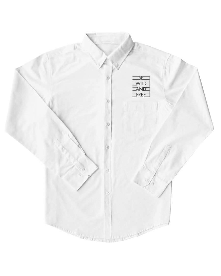 BeWildAndFree Dress Shirt