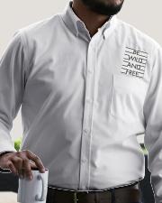 BeWildAndFree Dress Shirt garment-embroidery-dressshirt-lifestyle-02